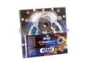 Kit chaine Acier HONDA FMX 650 2005-2006 Renforcé Xs-ring